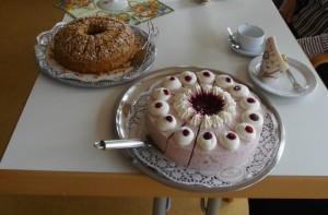Kuchen zur Osterfeier-800